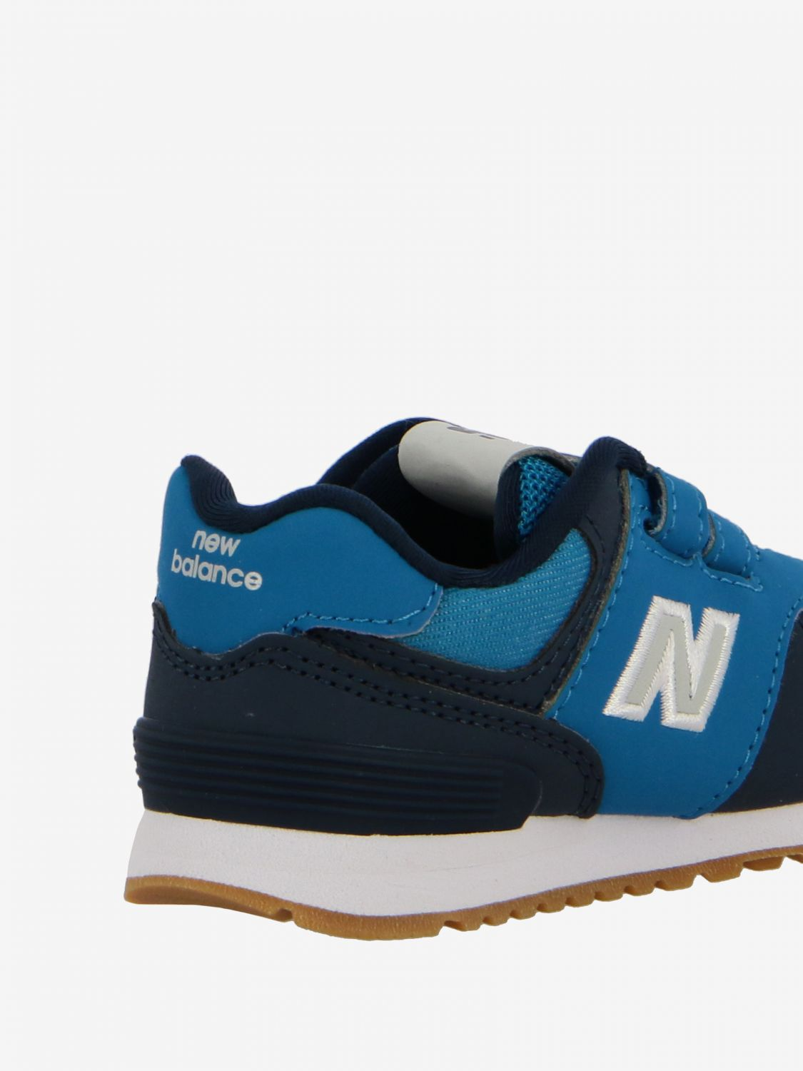 Shoes kids New Balance gnawed blue 5
