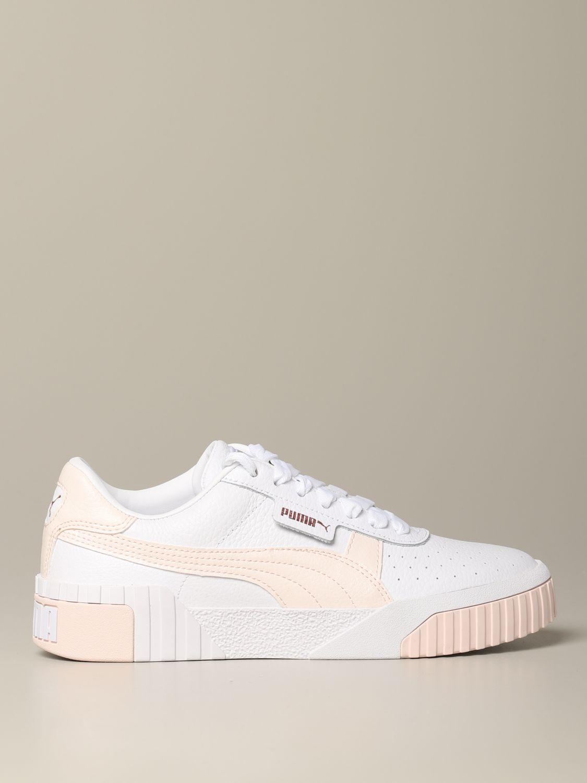Puma Outlet: Chaussures femme | Baskets Puma Femme Blanc | Baskets ...