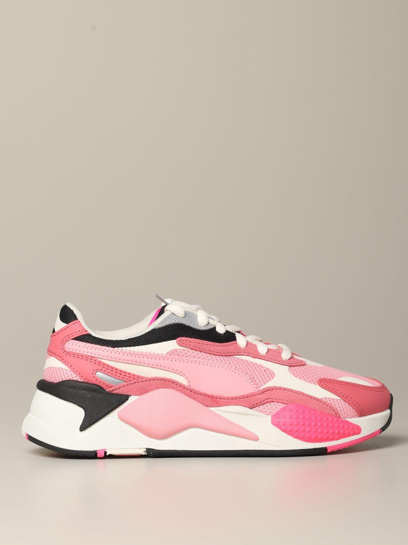 cantidad de ventas Fácil de suceder Periodo perioperatorio  Schuhe damen Puma | Sneakers Puma Damen Pink | Sneakers Puma 371570 Giglio  DE