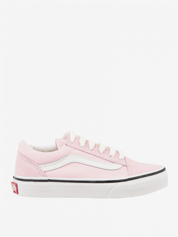 Shoes kids Vans | Shoes Vans Kids Pink