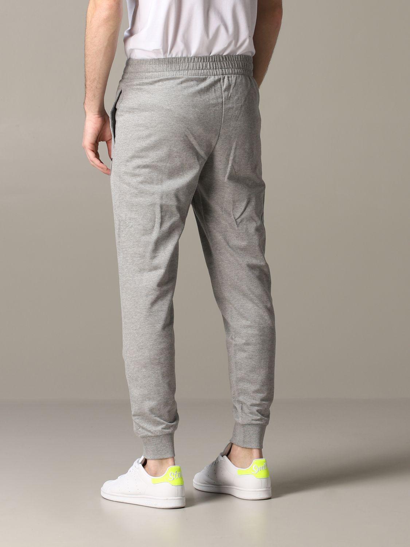 Pantalon homme Ea7 gris 3