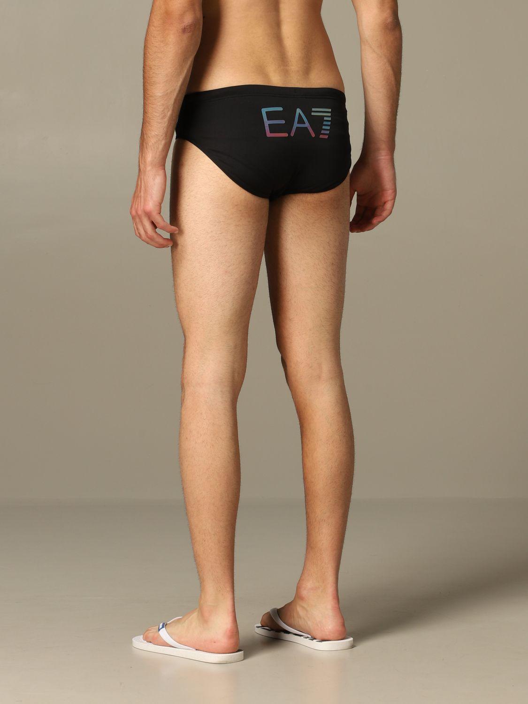 Swimsuit Ea7 Swimwear: Swimsuit men Ea7 Swimwear black 2