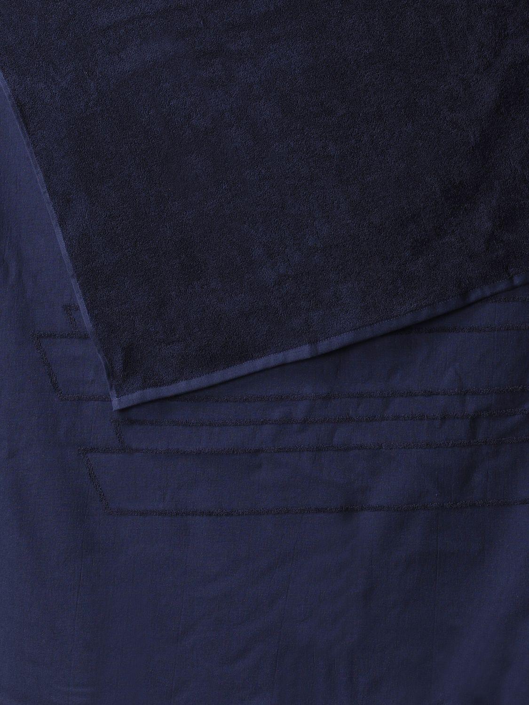 浴巾 Ea7 Swimwear: 浴巾 男士 Ea7 Swimwear 蓝色 2
