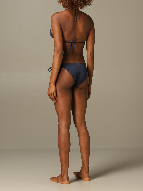 Swimsuit Ea7 Swimwear: Swimsuit women Ea7 Swimwear blue 2