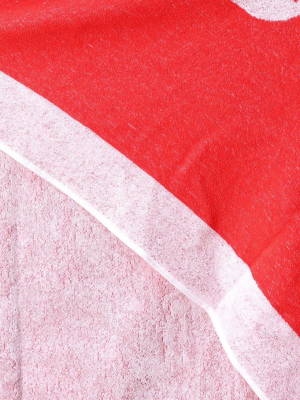 浴巾 E.armani Swimwear 66: 浴巾 男士 E.armani Swimwear 红色 2