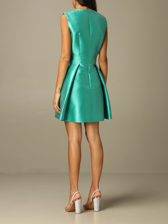 Dress Alberta Ferretti: Alberta Ferretti full dress green 2