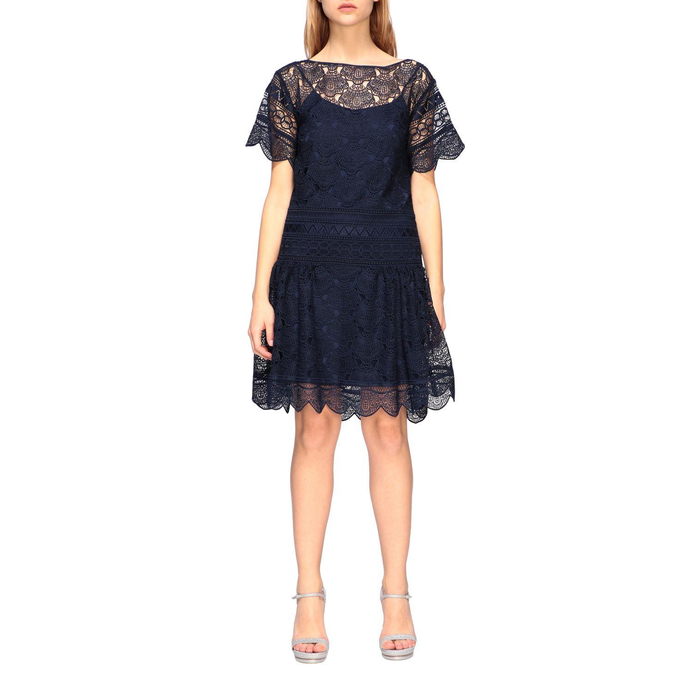 Vestido Alberta Ferretti: Vestido mujer Alberta Ferretti negro 1
