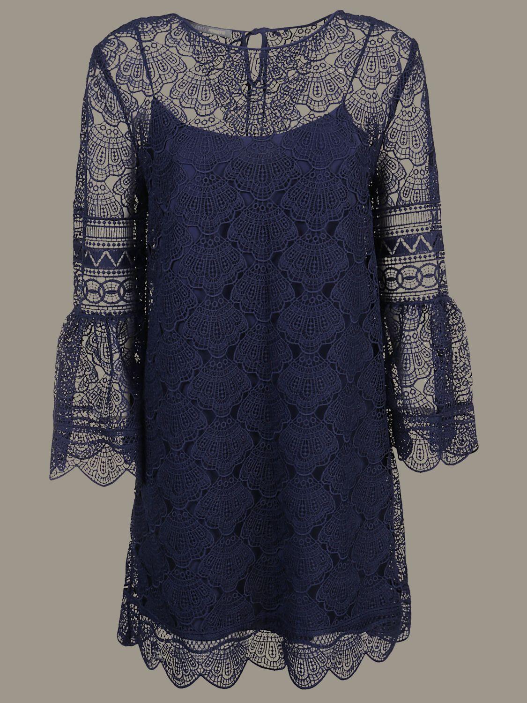 Dress Alberta Ferretti: Dress women Alberta Ferretti blue 1