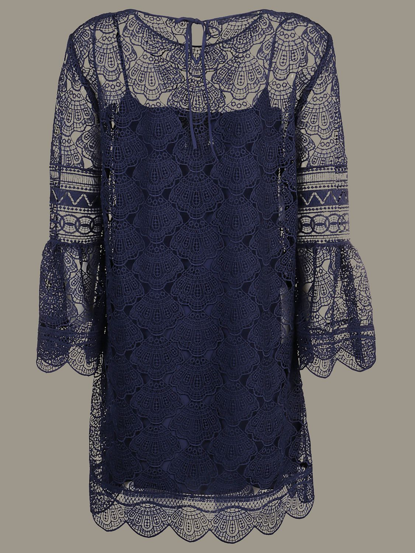 Dress Alberta Ferretti: Dress women Alberta Ferretti blue 2