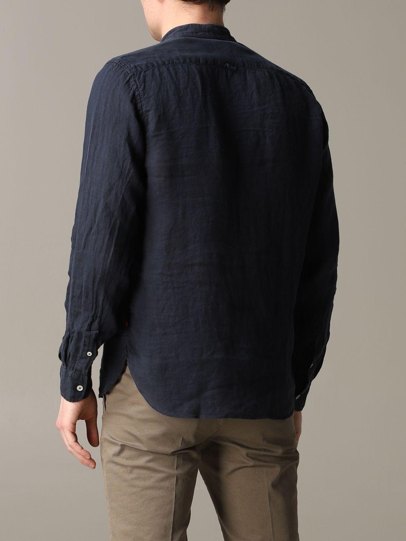 Shirt Woolrich: Shirt men Woolrich blue 3