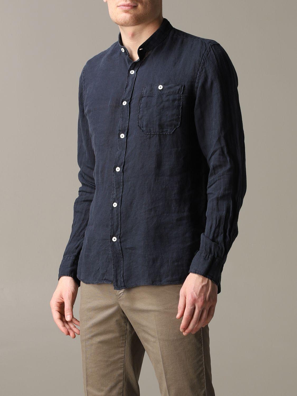 Shirt Woolrich: Shirt men Woolrich blue 4