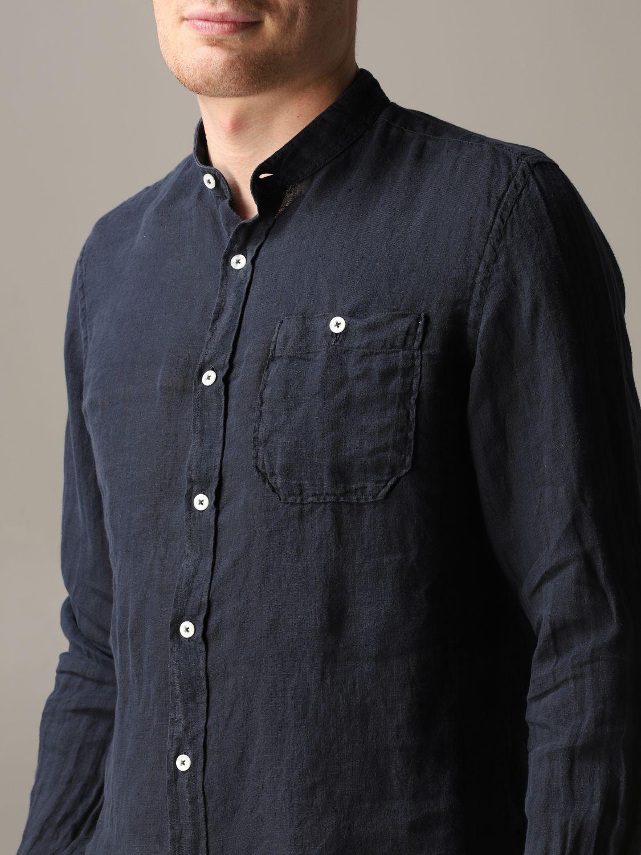 Shirt Woolrich: Shirt men Woolrich blue 5