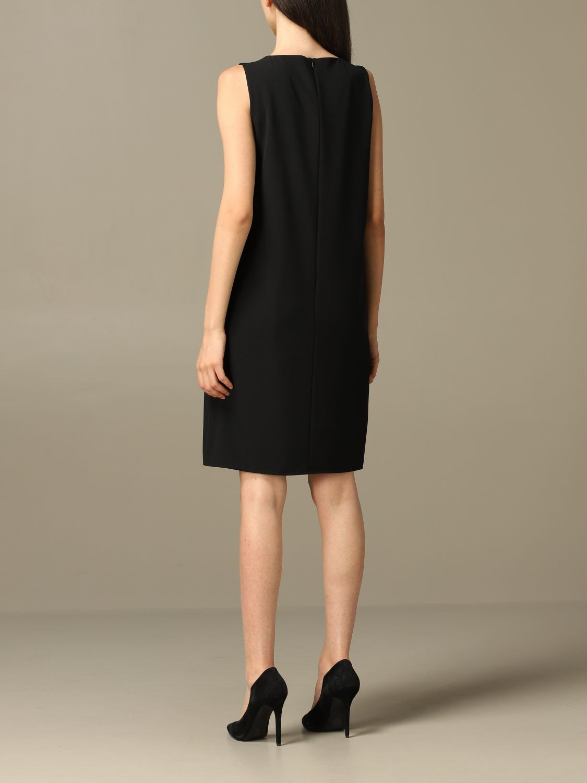 Dress Boutique Moschino: Dress women Boutique Moschino black 2
