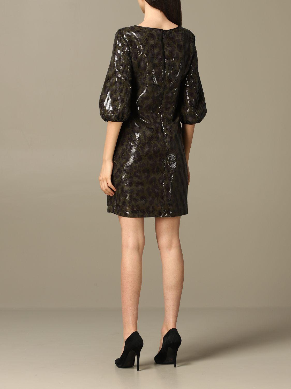 Dress Boutique Moschino: Dress women Boutique Moschino green 2