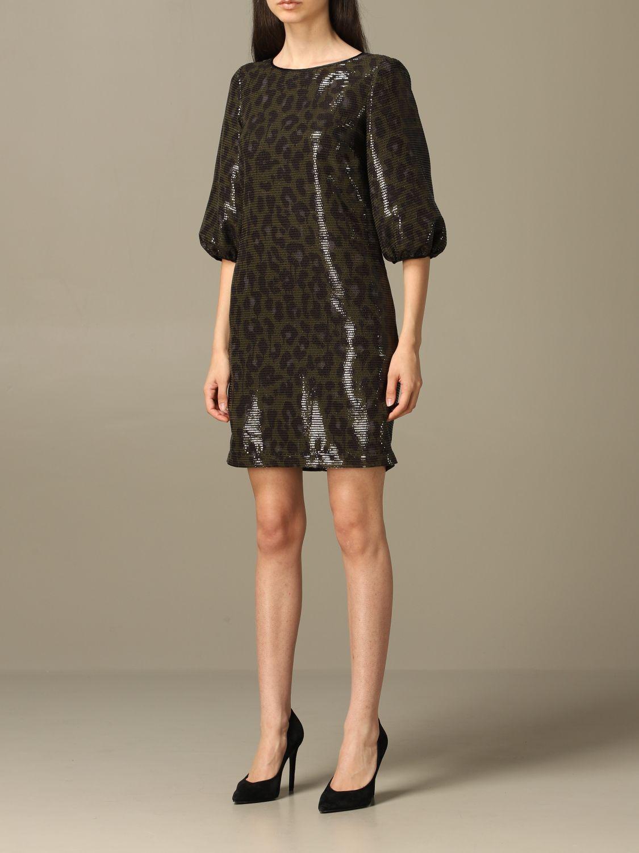 Dress Boutique Moschino: Dress women Boutique Moschino green 3