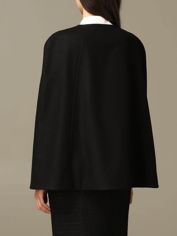Cloak Boutique Moschino: Cloak women Boutique Moschino black 3