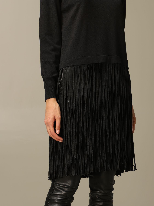 Jumper Boutique Moschino: Jumper women Boutique Moschino black 4