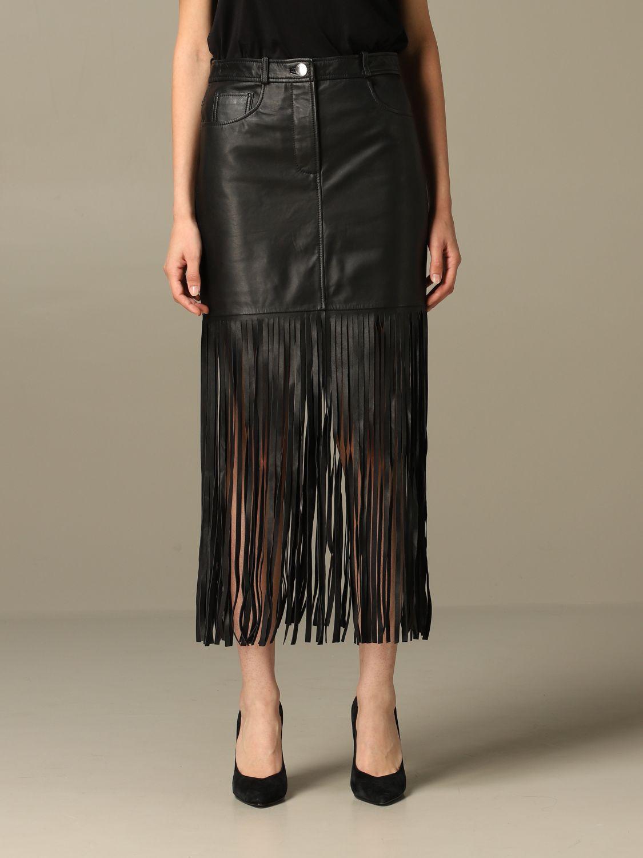 Skirt Boutique Moschino: Skirt women Boutique Moschino black 1