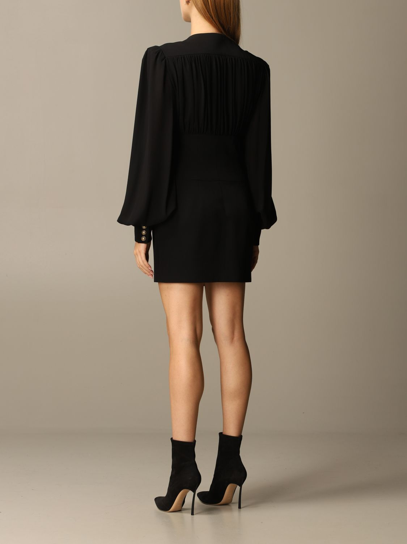 Dress Balmain: Dress women Balmain black 2