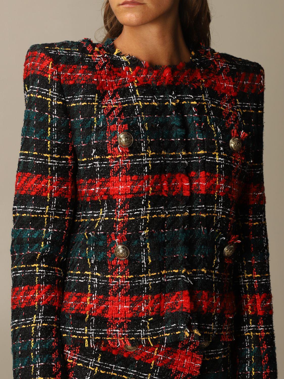 Blazer Balmain: Blazer women Balmain red 5