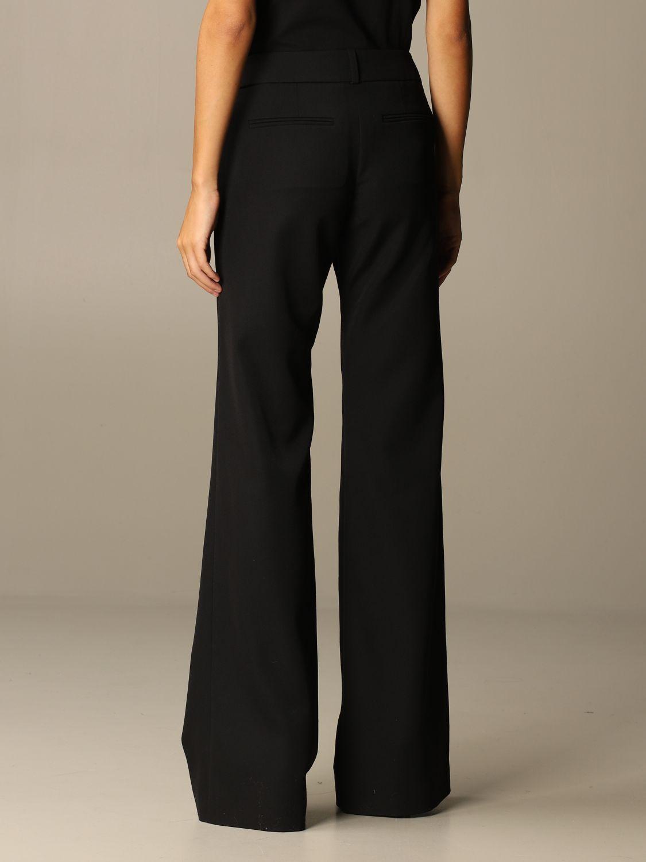 Trousers Balmain: Trousers women Balmain black 2