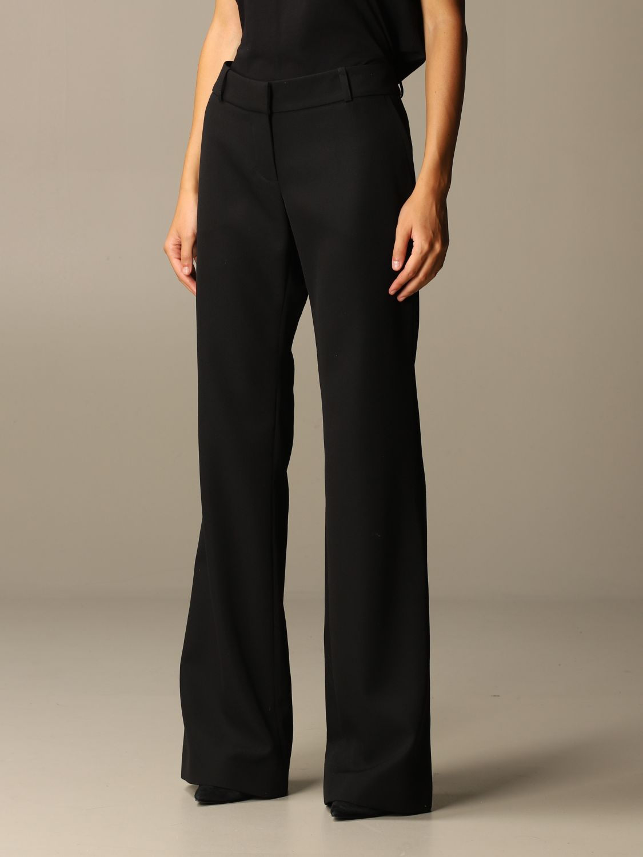 Trousers Balmain: Trousers women Balmain black 3