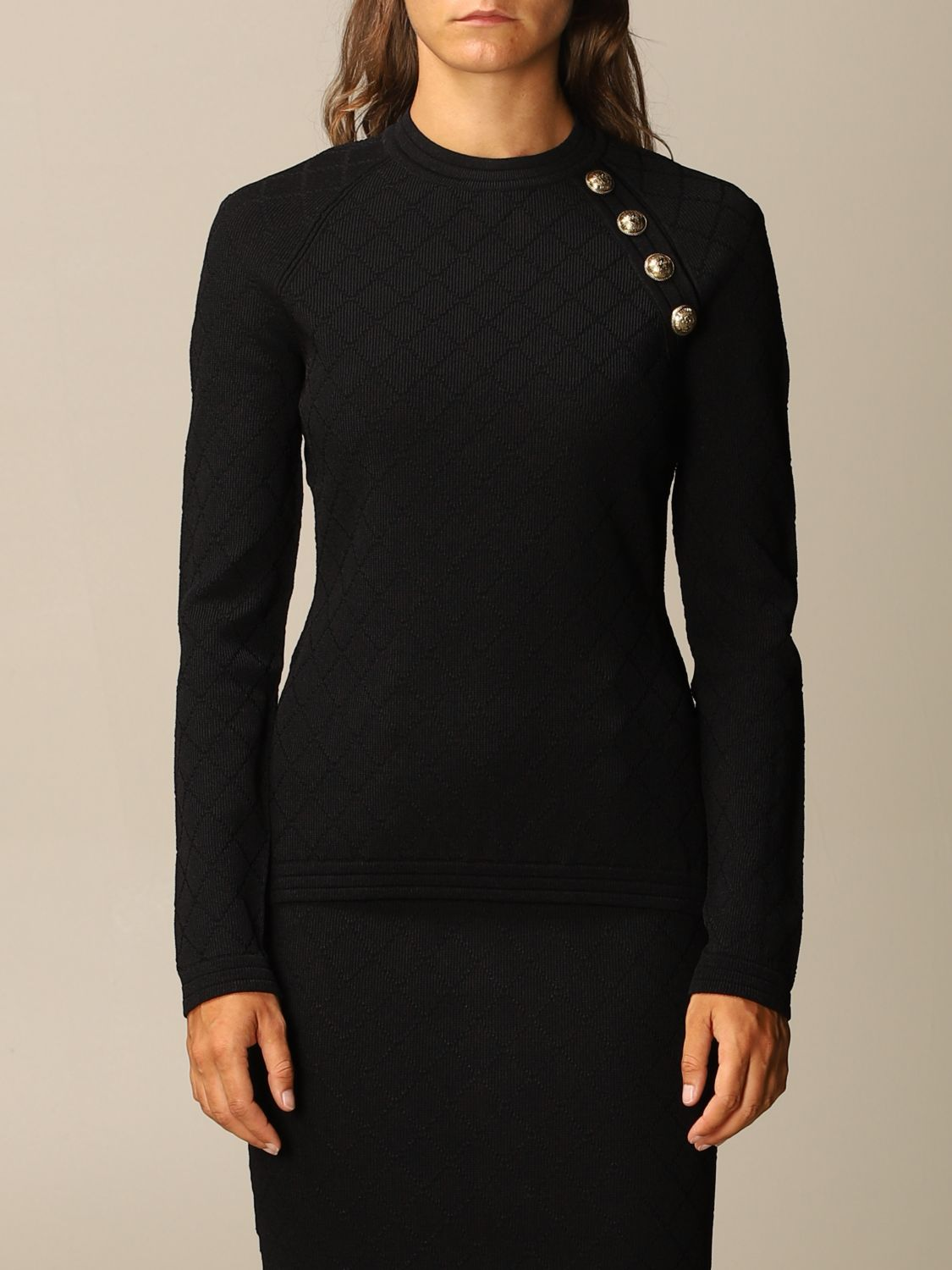 Jumper Balmain: Jumper women Balmain black 1