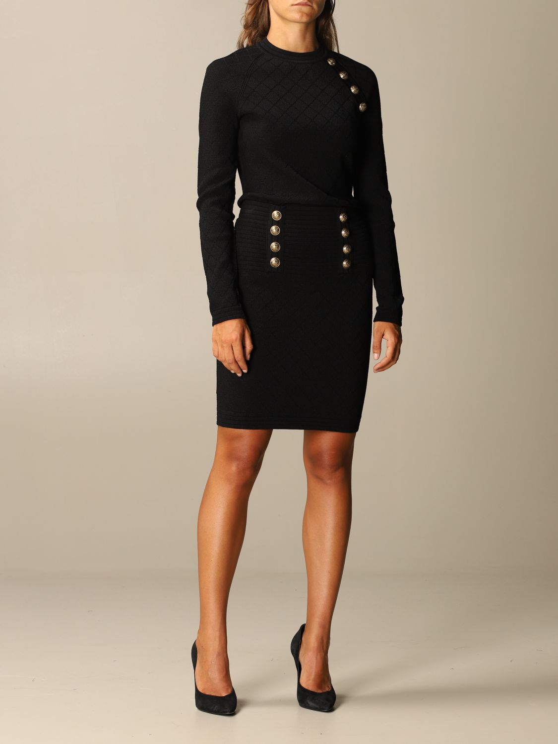 Jumper Balmain: Jumper women Balmain black 2