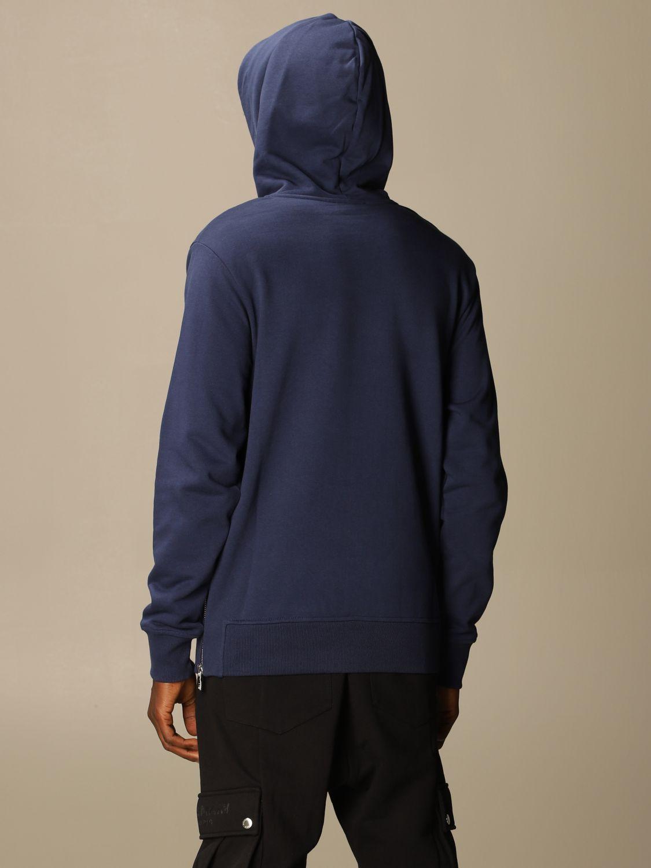 Sweatshirt Balmain: Sweatshirt men Balmain blue 3