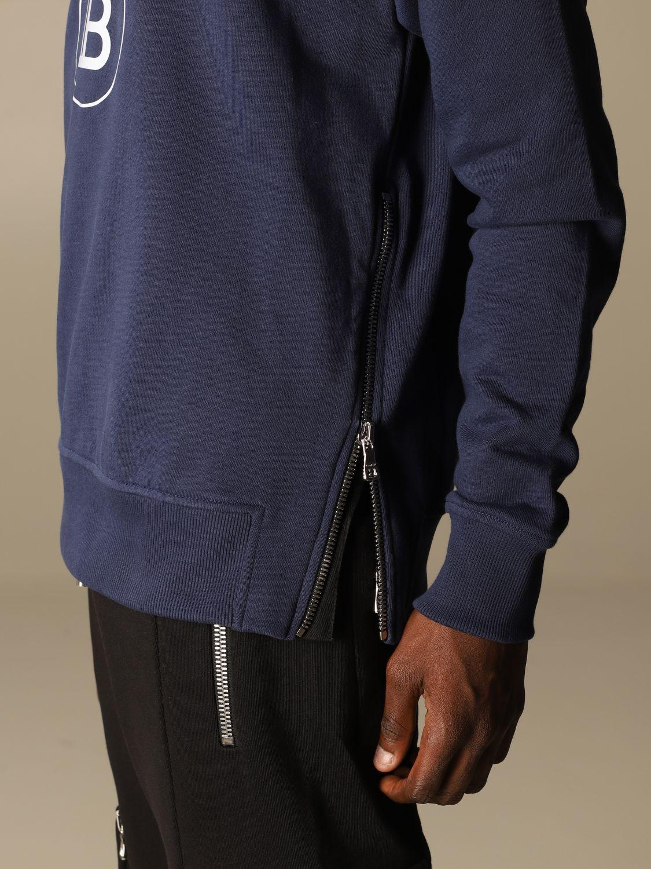 Sweatshirt Balmain: Sweatshirt men Balmain blue 5