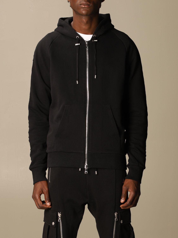 Sweatshirt Balmain: Sweatshirt herren Balmain schwarz 1