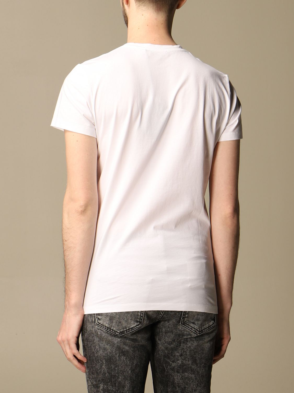 T-shirt Balmain: T-shirt homme Balmain blanc 3