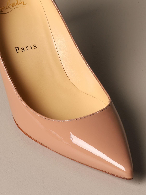 Court shoes Christian Louboutin: Shoes women Christian Louboutin nude 4
