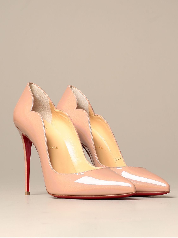 Court shoes Christian Louboutin: Shoes women Christian Louboutin nude 2