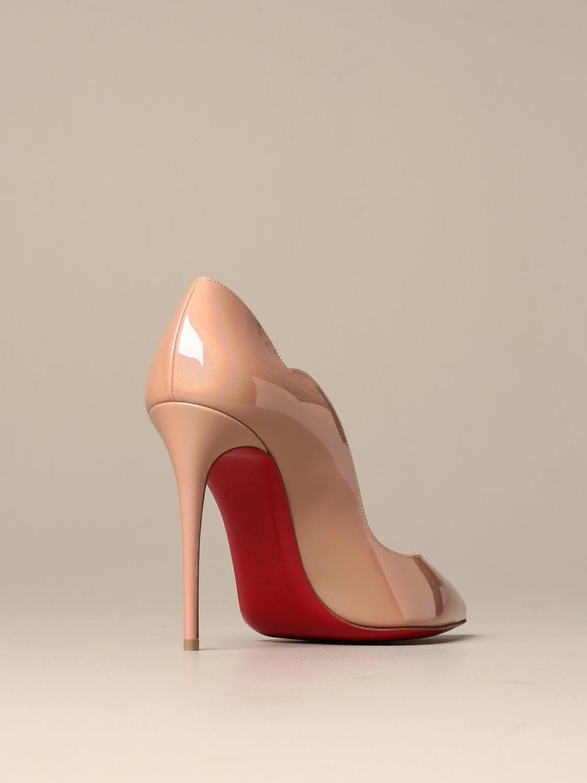 Court shoes Christian Louboutin: Shoes women Christian Louboutin nude 3