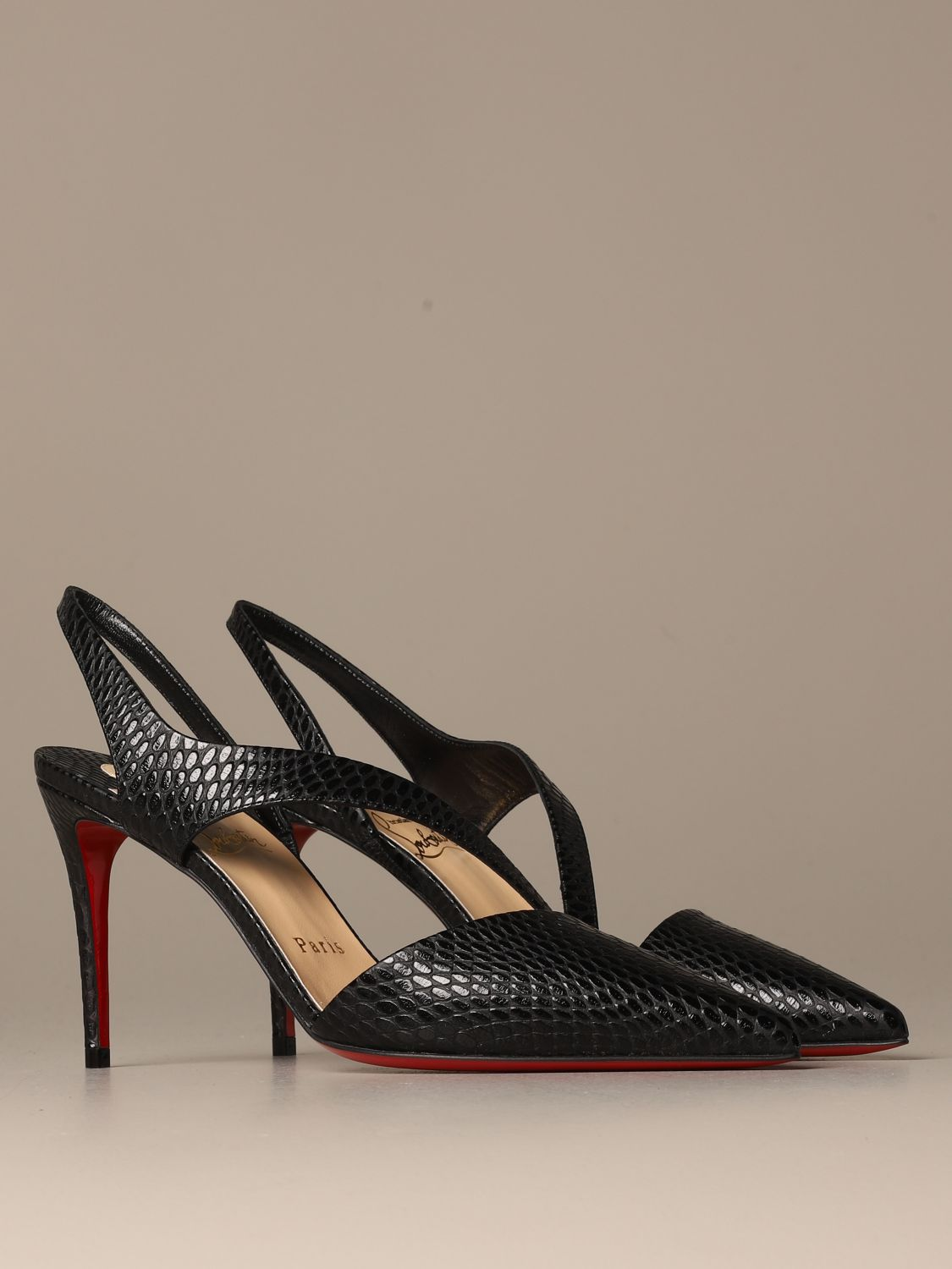 Court shoes Christian Louboutin: Shoes women Christian Louboutin black 2
