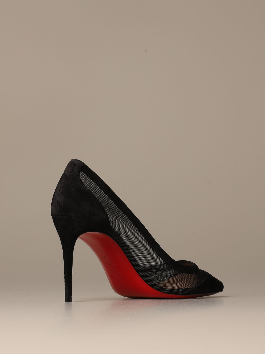 Court shoes Christian Louboutin: Shoes women Christian Louboutin black 3