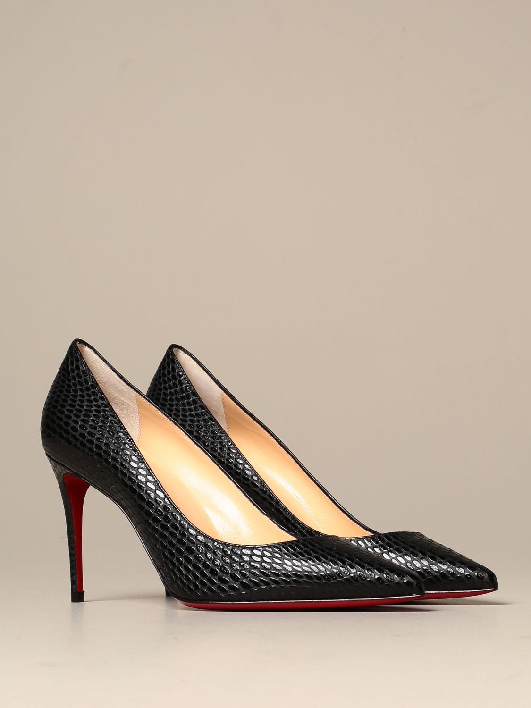 Court shoes Christian Louboutin: Shoes women Christian Louboutin black 2
