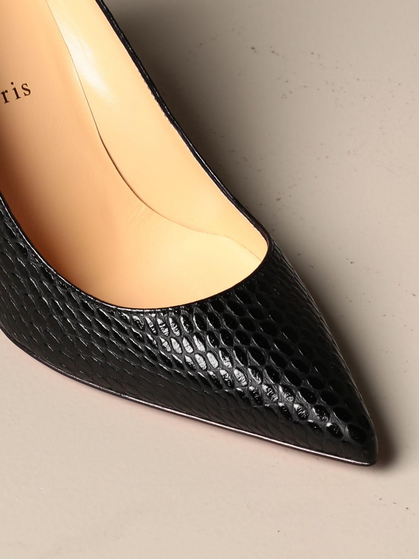 Court shoes Christian Louboutin: Shoes women Christian Louboutin black 4