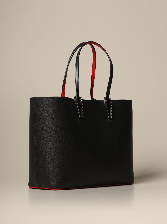 Tote bags Christian Louboutin: Shoulder bag women Christian Louboutin black 3