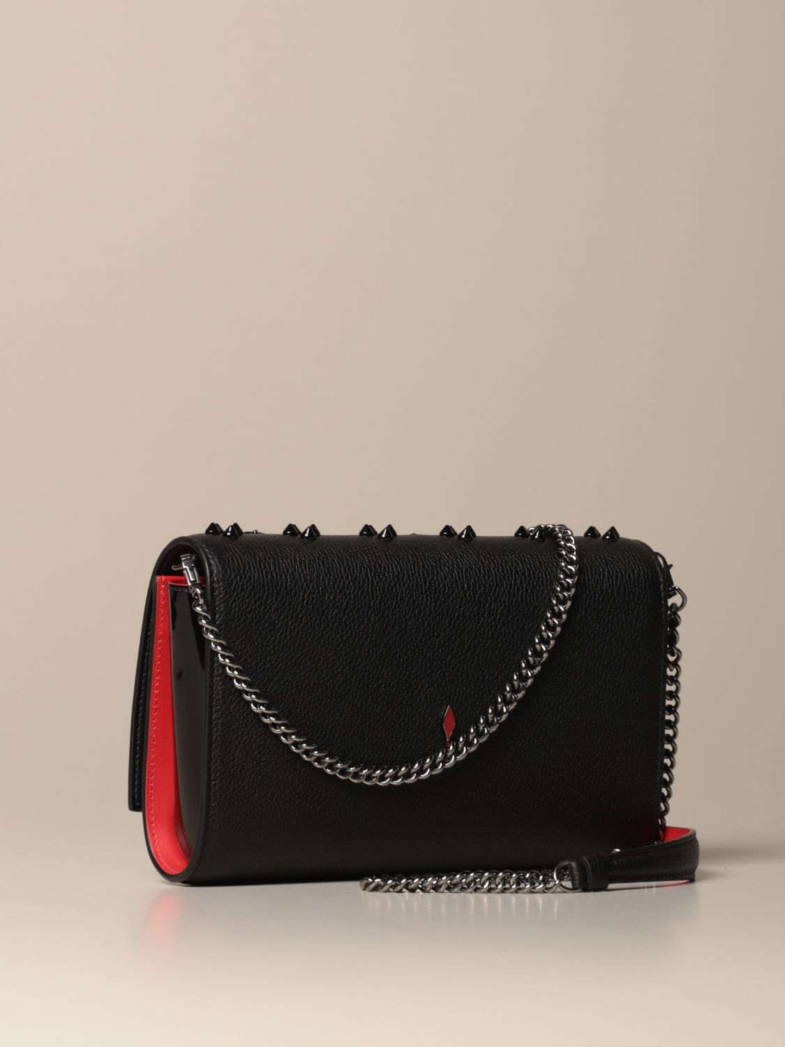 Crossbody bags Christian Louboutin: Shoulder bag women Christian Louboutin black 2