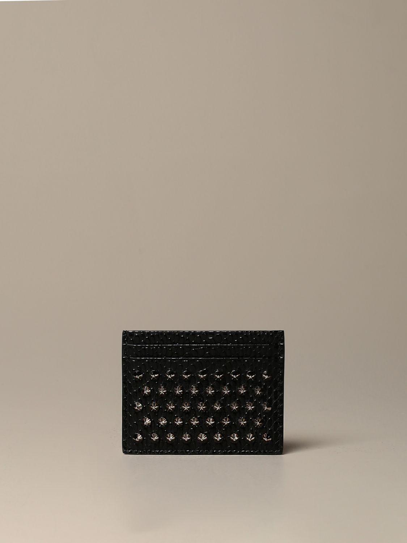 Wallet Christian Louboutin: Wallet women Christian Louboutin black 1