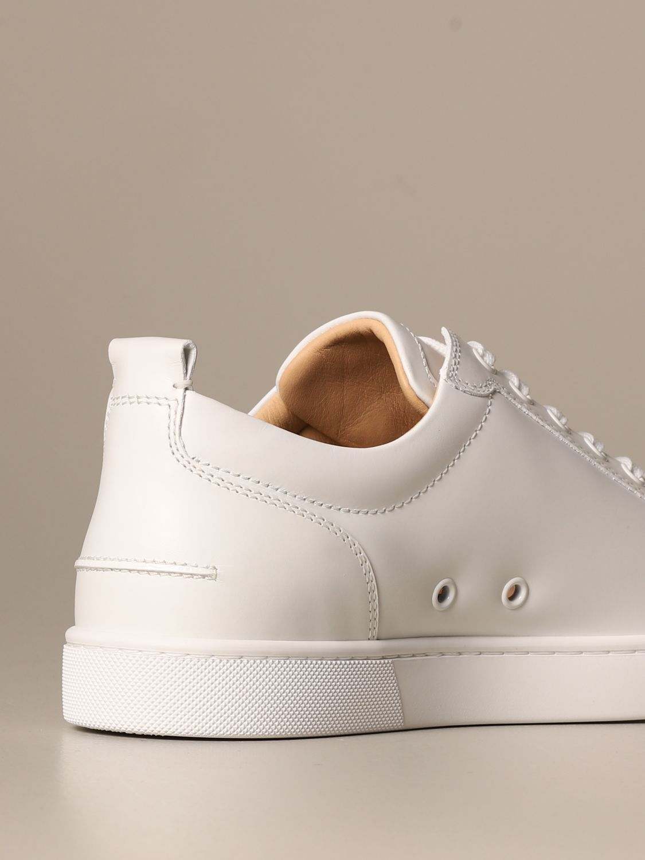 运动鞋 Christian Louboutin: 鞋 男士 Christian Louboutin 白色 3