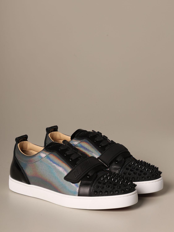 运动鞋 Christian Louboutin: 鞋 男士 Christian Louboutin 黑色 2
