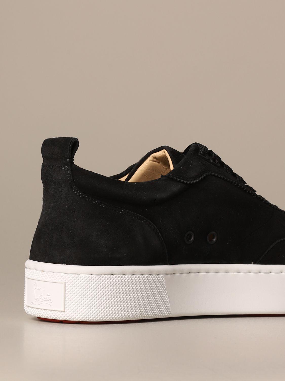 运动鞋 Christian Louboutin: 鞋 男士 Christian Louboutin 黑色 3