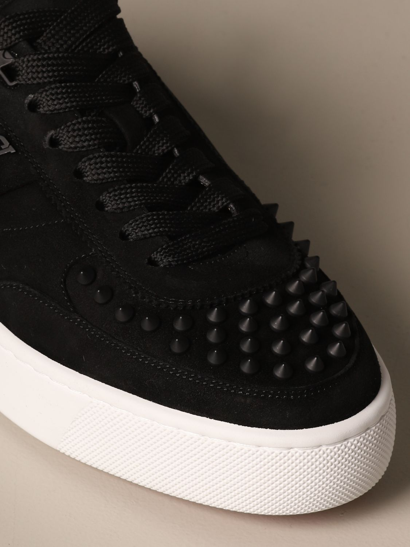 运动鞋 Christian Louboutin: 鞋 男士 Christian Louboutin 黑色 4