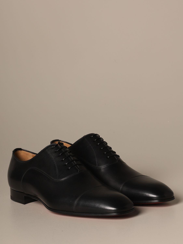 Schnürschuhe Christian Louboutin: Schuhe herren Christian Louboutin schwarz 2