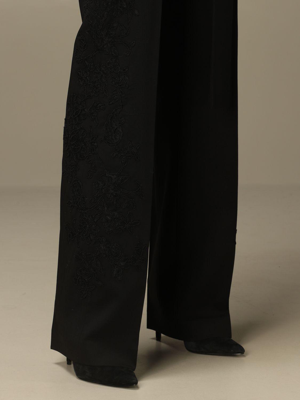 Комбинезон Ermanno Scervino: Платье Женское Ermanno Scervino черный 5