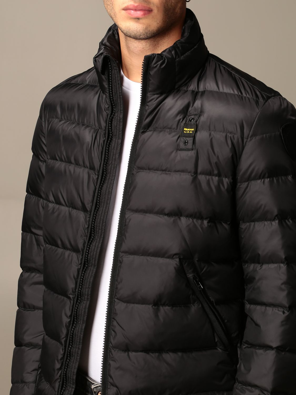 Jacket Blauer: Jacket men Blauer black 3