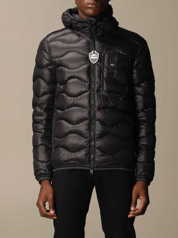 Куртка Blauer: Куртка Мужское Blauer черный 1